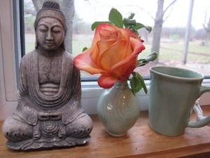 buddha_and_flower